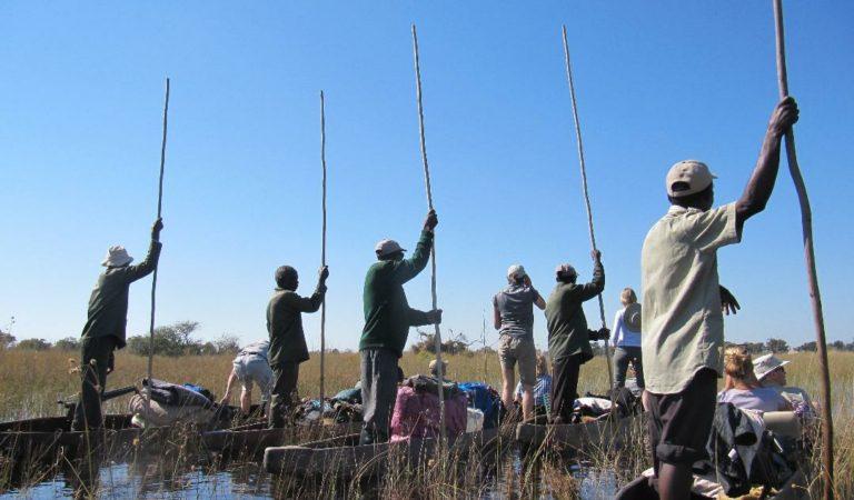 Trail Botswana