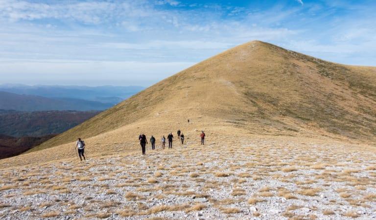 Trail Italië