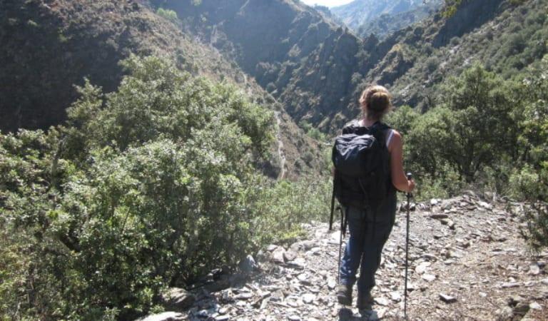 Trail Spanje
