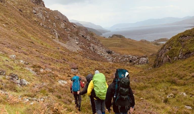 Trail Schotland